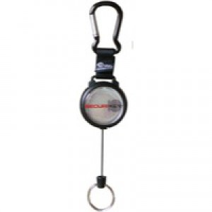 Securikey Karabiner Key Reel With Kevlar Cord RKK