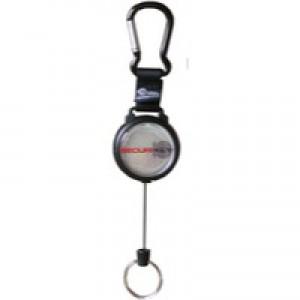 Securikey Karabiner Key Reel with Kevlar Cord RKK