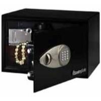 Sentry Entry Level Medium Electronic Lock Safe Black X055