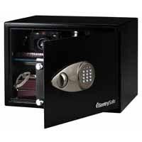 Sentry Pre Laptop Size Electronic Lock Safe Black X125