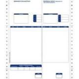 Communisis Sage Compatible Statements Tear-off Remittance Portion 2 Part Ref DUKSA007 [Pack 1000]