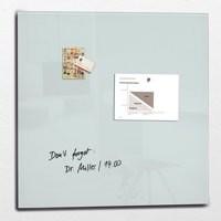 Sigel Artverum Magnetic Glass Board 1000x1000mm White GL201