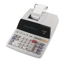 Sharp Printing Calculator 12-digit Fluorescent Display EL2607PGY