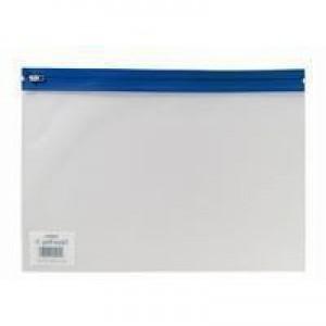 Snopake Zippa Bag A5 Assorted Pack of 25 12722
