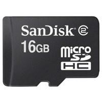 Sandisk Micro SDHC 16Gb Memory Card SDSDQM-016G-B35