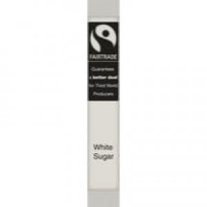 Fairtrade White Sugar Sticks Pack of 1000 A03622