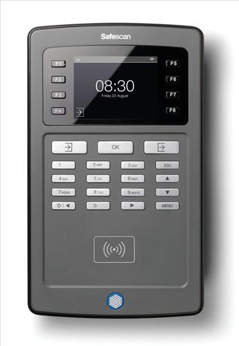 Safescan TA8015 Time Attendance System