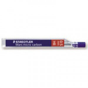 Staedtler Mars Micro Leads 0.5mm HB Tube of 12 25005HB