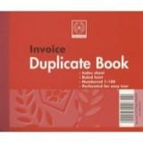 Silvine Duplicate Book 4x5 inches Invoice 616