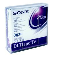 Sony Tape Cartridge DLT4 40/80Gb DL4TK88JN
