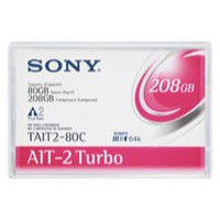 Sony AIT-2 Turbo Tape 80Gb Native Media with Remote MIC Chip TAIT280C