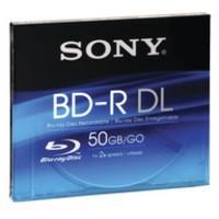 Sony Blu-Ray Laser Disk BD-R 50Gb Write Once BNR50A
