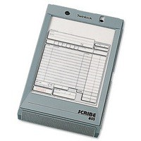 Image for Twinlock Scribe 855 Scribe Register 216x140mm for Business Forms Ref 71011