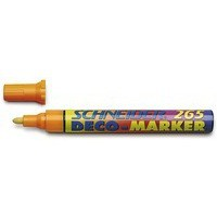 Schneider Deco Liquid Chalk Marker Bullet Tip 265 Assorted Pack of 10 1-3mm 1265AS