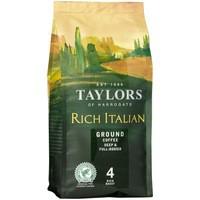 Taylors Rich Italian Ground Coffee 227gm 3676