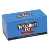 Yorkshire Decaffeinated Tagged Enveloped Tea Bag Pack of 100 2171