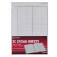 Twinlock Crown 3C 5-Column Cash Refill 75851