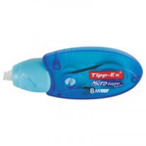 Tipp-Ex Microtape Twist Correction Tape White 870615
