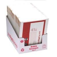 Own Brand Postpak Bubble Envelope Size 0 Pack of 40 41629