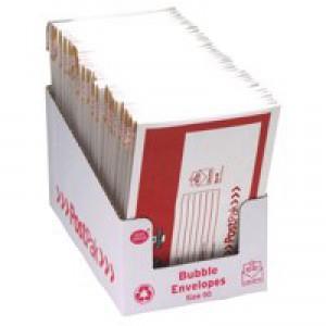 Own Brand Postpak Bubble Envelope Size 00 Pack of 40 41628