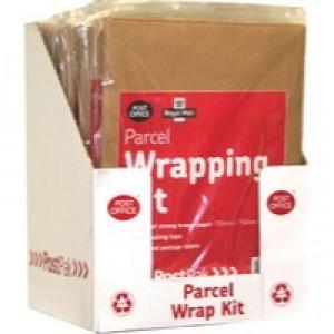 Own Brand Postpak Parcel Wrapping Kit 39124016