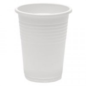 Stewart Superior Biodegradable Cup White Pack of 100 BC7-WH