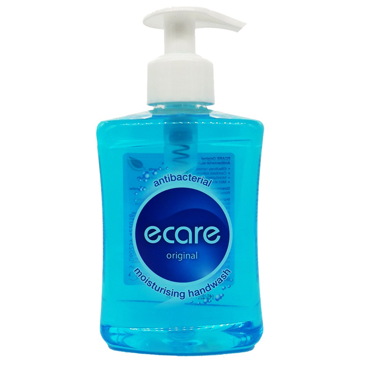 eCare Anti Bacterial Moisturising Handwash 300ml