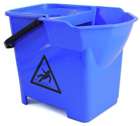 Mop Bucket Heavy Duty 16 Litre Blue