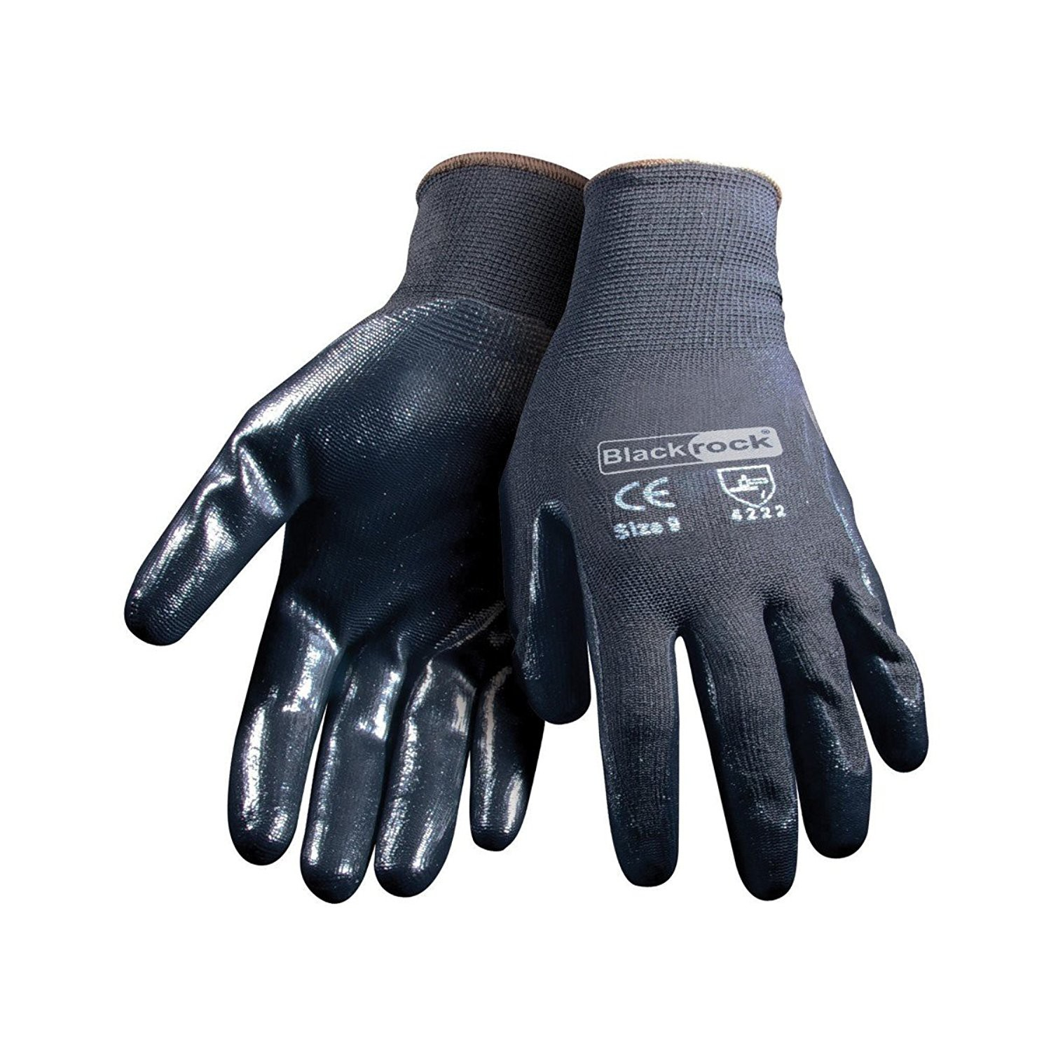 Super Grip Nitrile Gloves 10