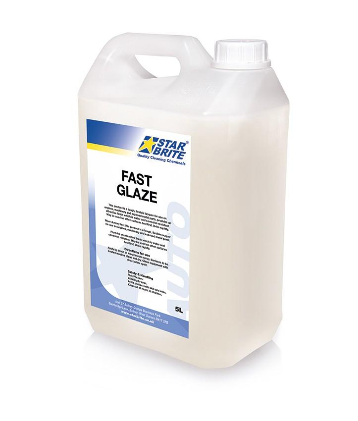 Fast Glaze Polish Dressing 5L