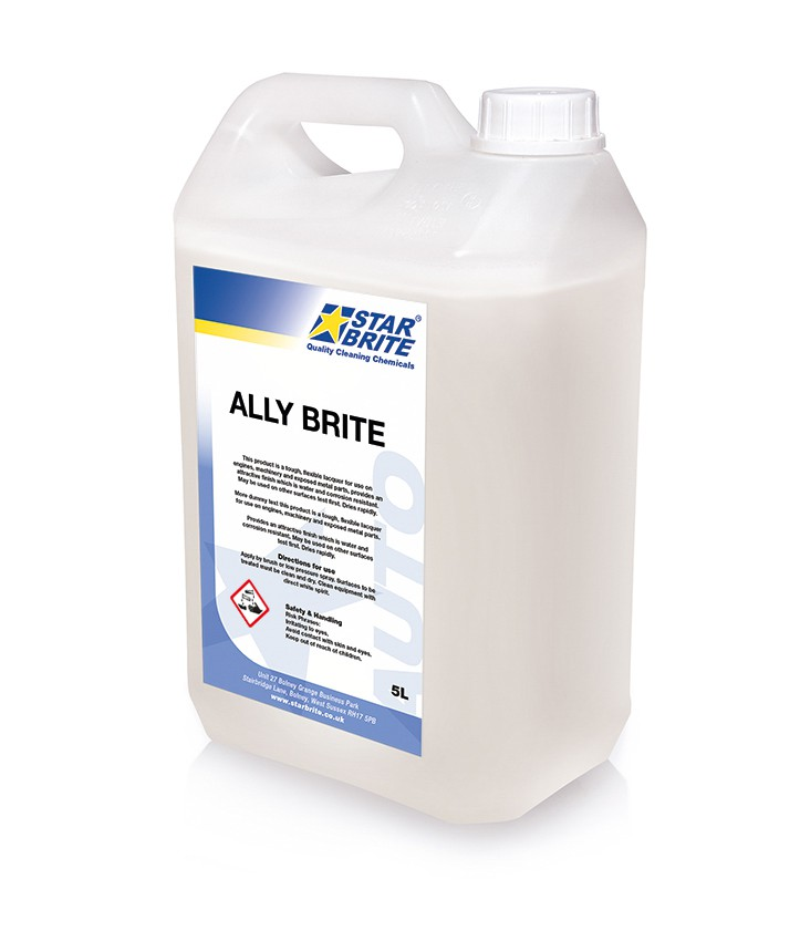 Ally Brite - Acid Free Wheel Cleaner 5L
