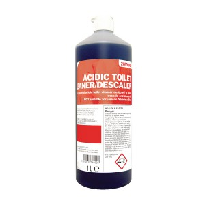 2Work Acidic Toilet Cleaner 1 Litre 501