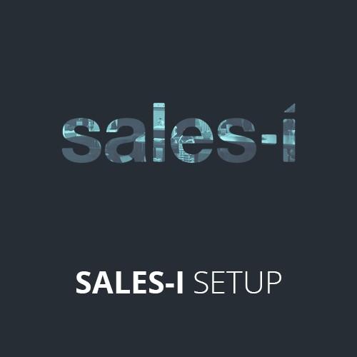 Sales-I_Setup