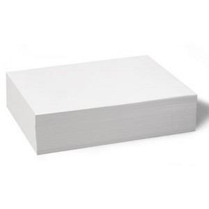 Image for SINGLE Copier Paper Multifunctional Single Ream-Wrapped A4 White [500 Sheets