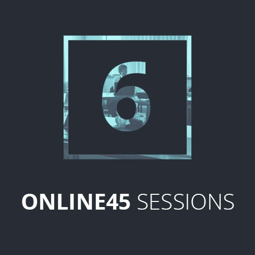 6 X ONLINE45 SESSIONS