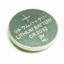 Fuji Battery DL2032  3 Volt Pkt 1