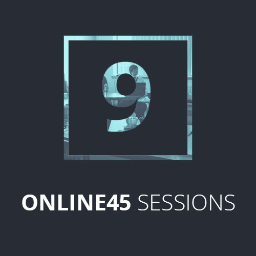9 X ONLINE45 SESSIONS