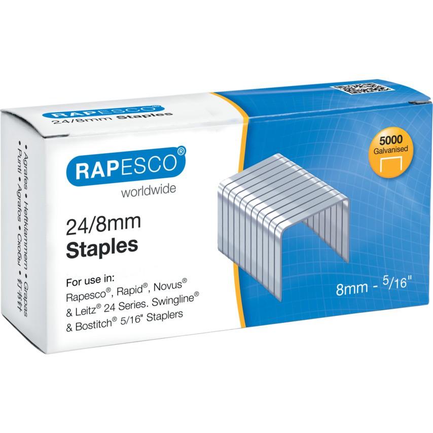 Rapesco 24/8 Heavy Duty Staples