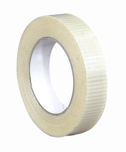 Cross Weave Tape 25mm x 50M Pk36 Rolls (7603)(72578)