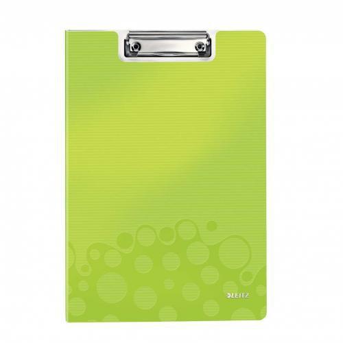 WOW Foldover Clipboard Green
