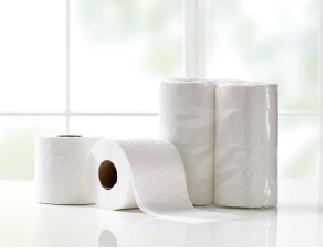 Toilet Rolls White 2 Ply Pk36 (TR200)