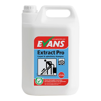 Extract Pro Carpet & Upholstery Cleaner 5 Litre