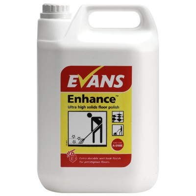 Enhance Floor Polish 5 Litre