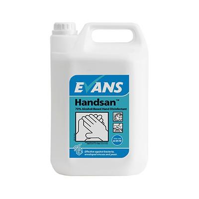 Handsan Instant Sanitizer 5 Litre