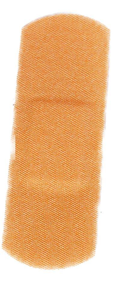 Fabric Plasters 2.5cm x 7.5cm (QP7050)
