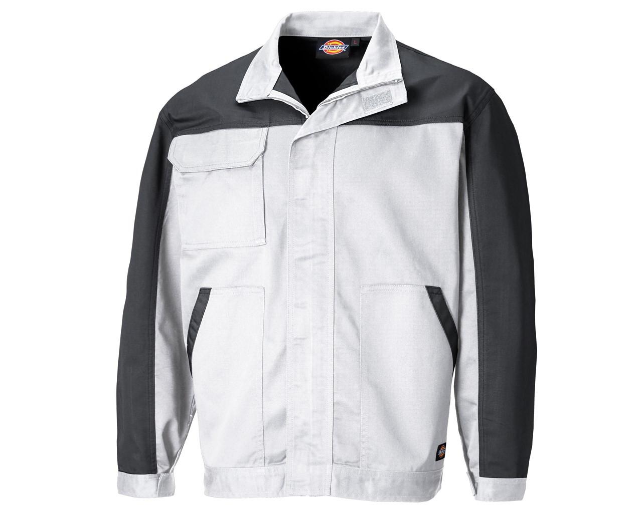 Dickies Everyday Jacket - White/Grey - Medium