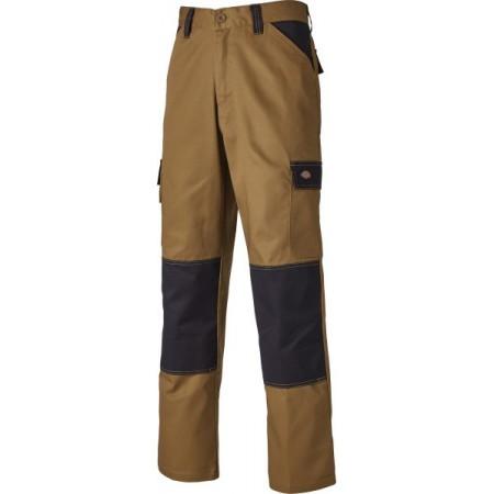 Dickies Everyday Trousers - Khaki/Black - Size 42