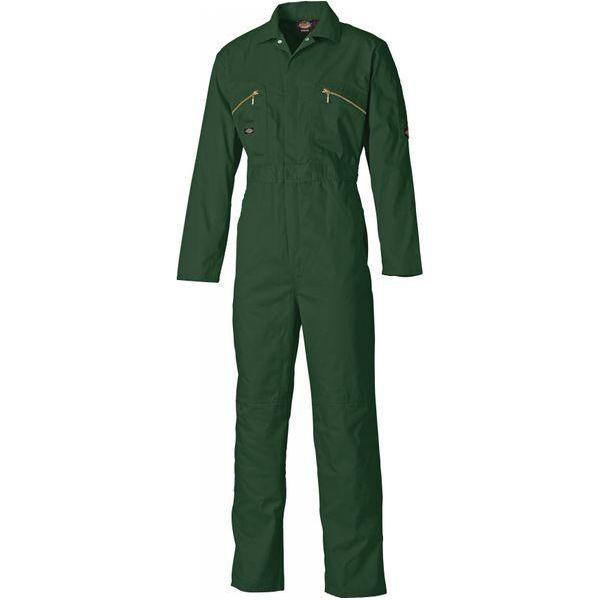 Dickies Redhawk Coverall - Bottle Green - 54 T