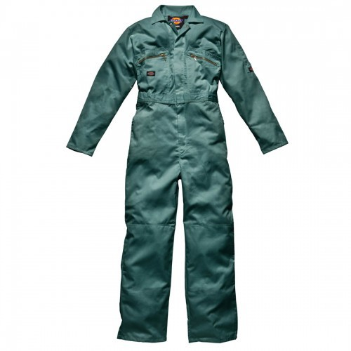 Dickies Redhawk Coverall - Lincoln Green - 42 R