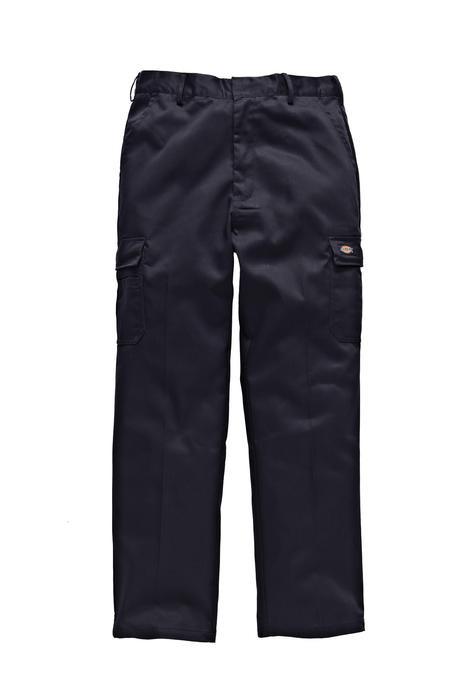 Dickies Redhawk Chino Trousers - Navy Blue - 28 S